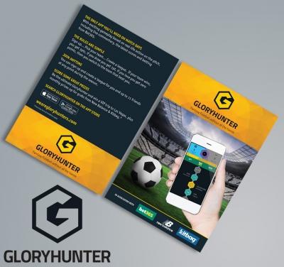 Gloryhunters-Flyer